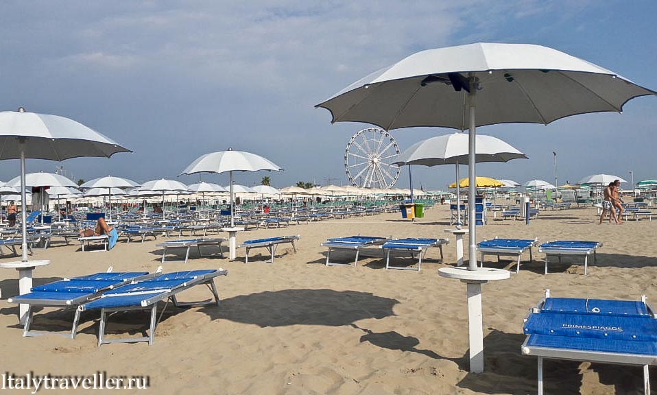 Римини 2020: отзыв о пляжном отдыхе