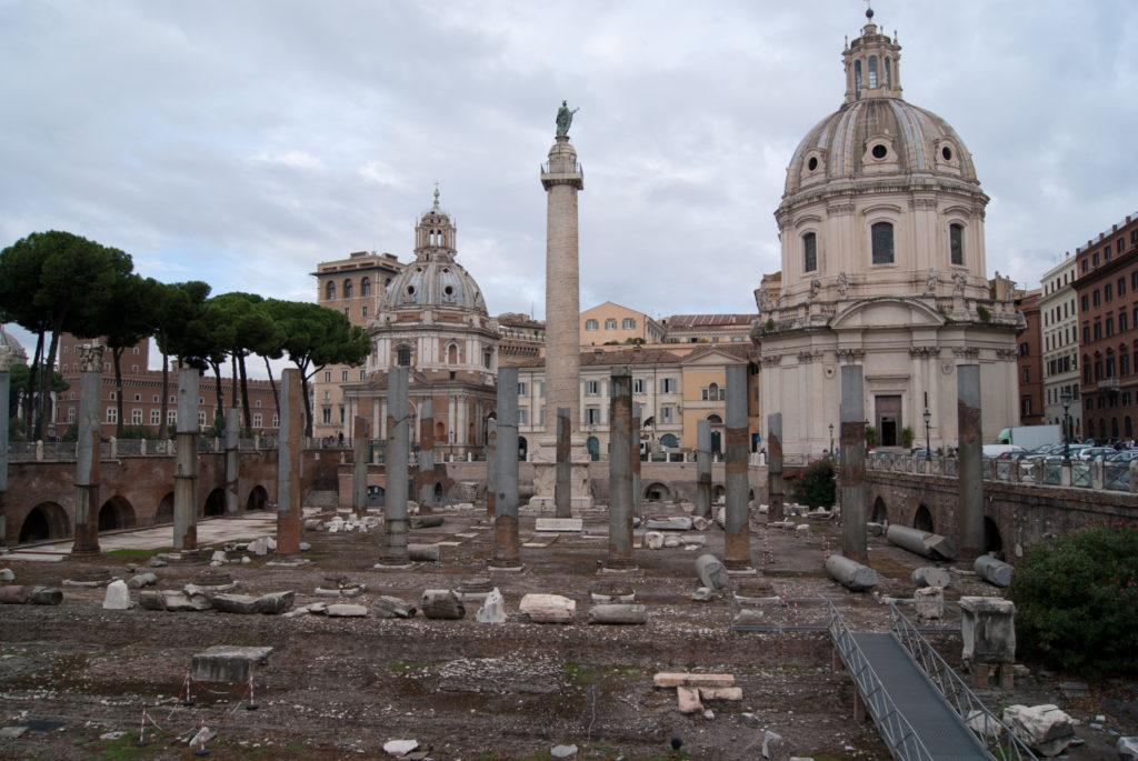 Достопримечательности Древнего Рима: маршрут по вечному городу