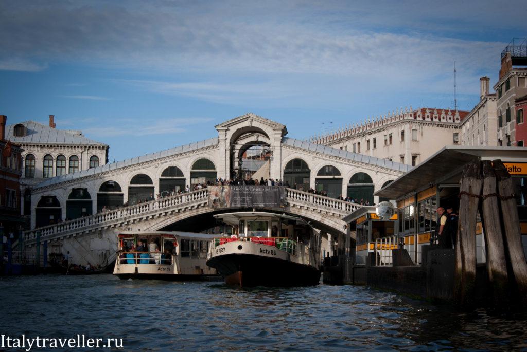 Венеция: достопримечательности на карте, фото и описание