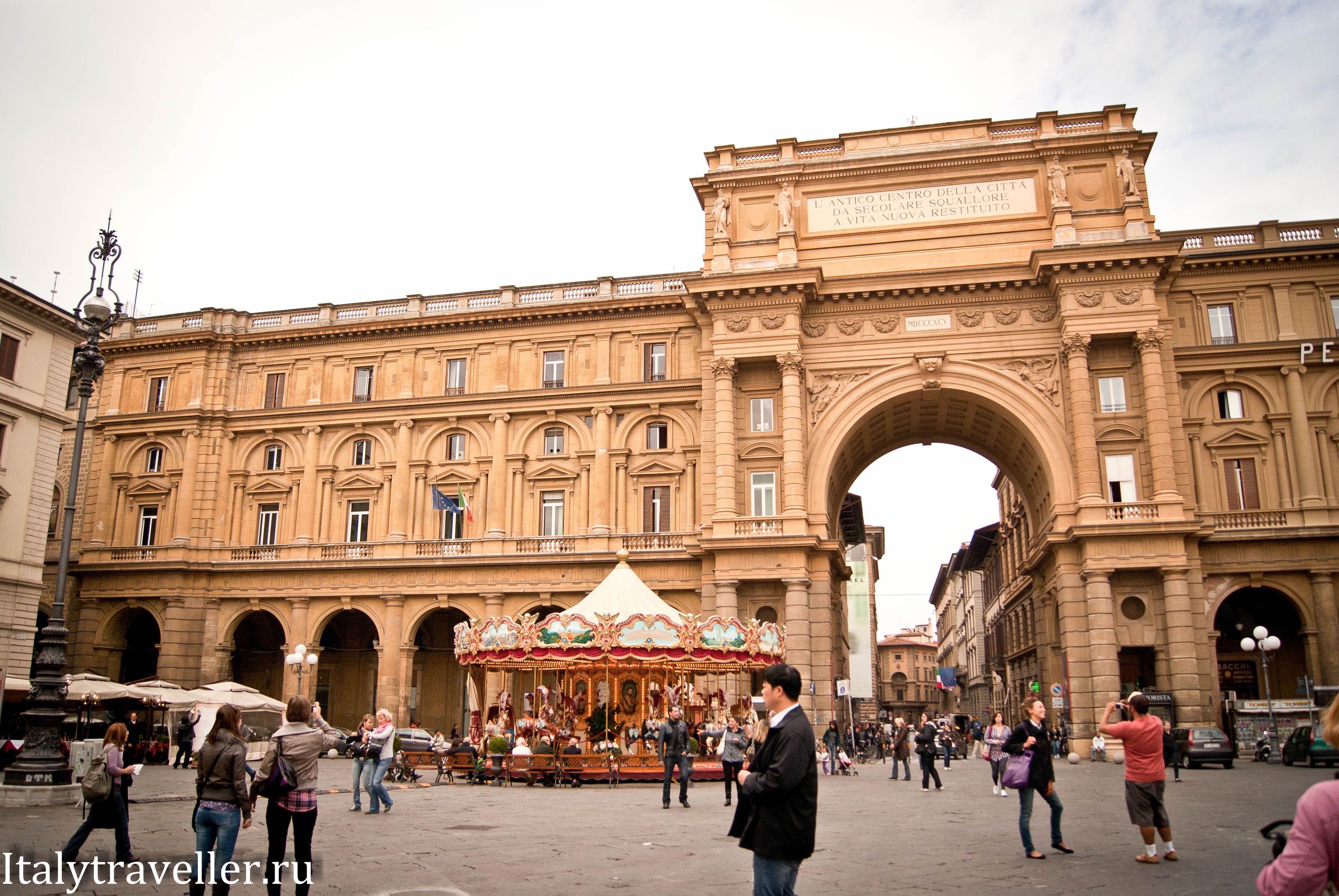 Флоренция: путеводитель по интересным местам на 1 день