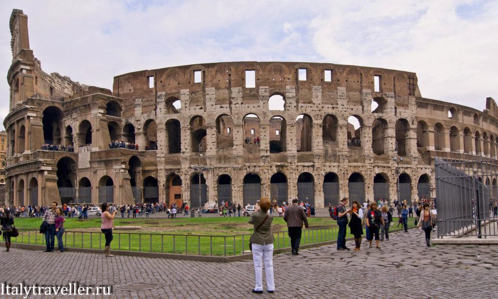 Римский Колизей: стоит ли идти внутрь и как попасть без очереди