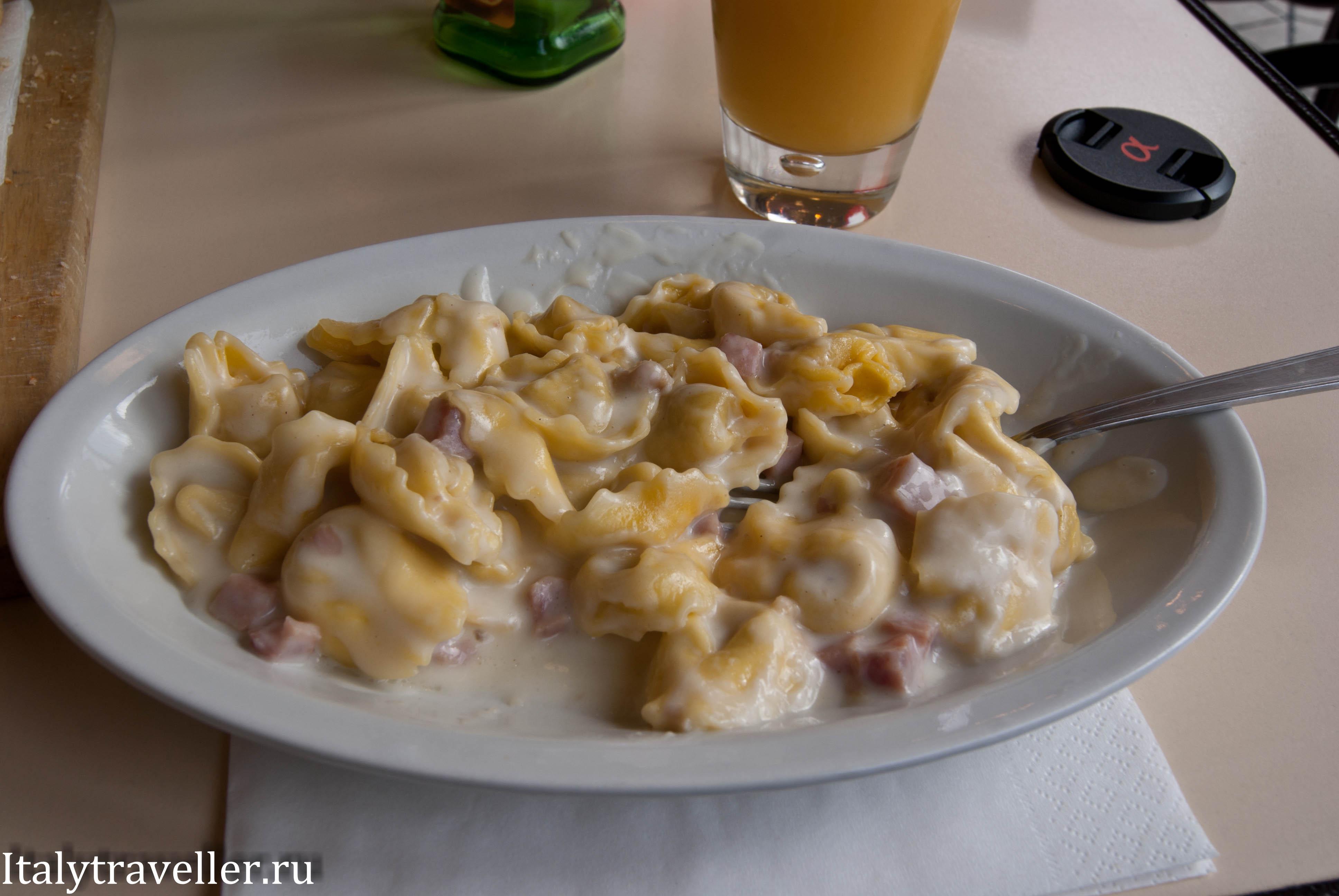 Сколько стоит поесть в Италии в кафе и цены на продукты в магазине