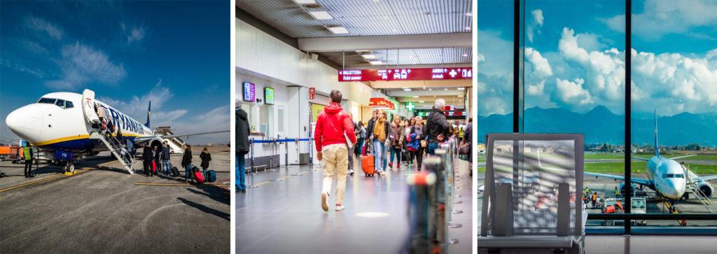 Аэропорт Бергамо: как доехать до центра Милана