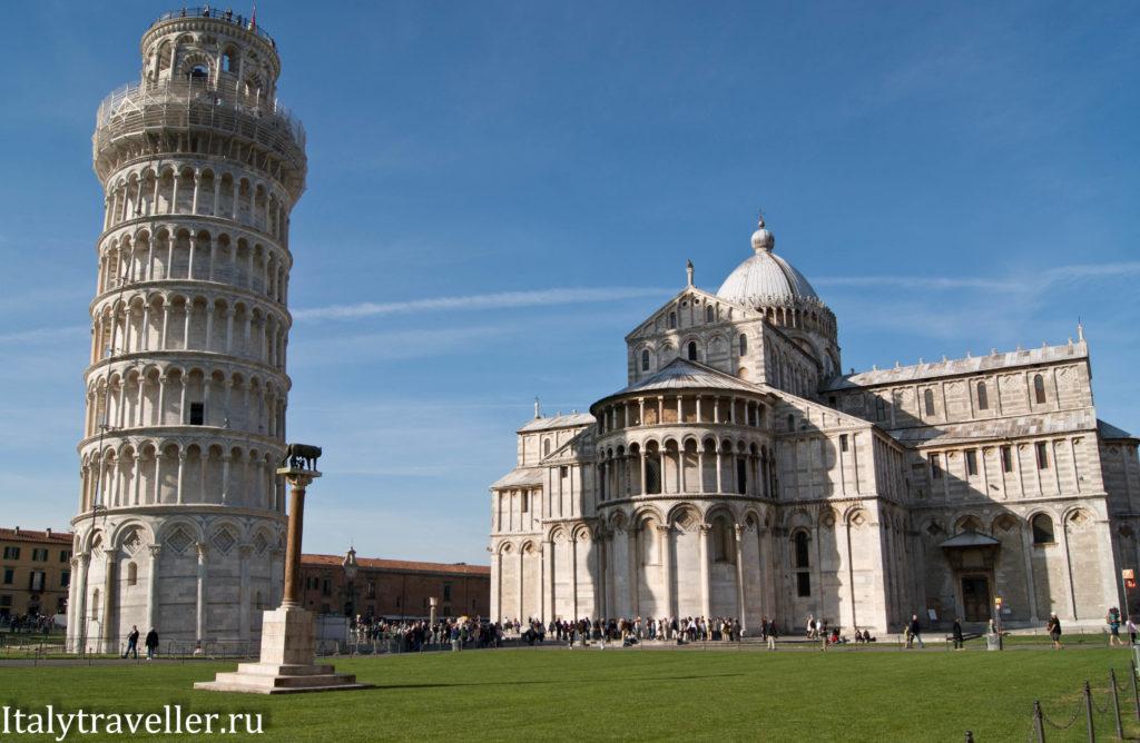 15 лучших достопримечательностей, которые стоит посетить в Пизе