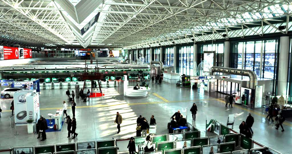 Как добраться из аэропорта Фьюмичино в центр города Рима