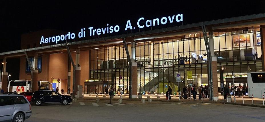 Как добраться из аэропорта Тревизо в Венецию
