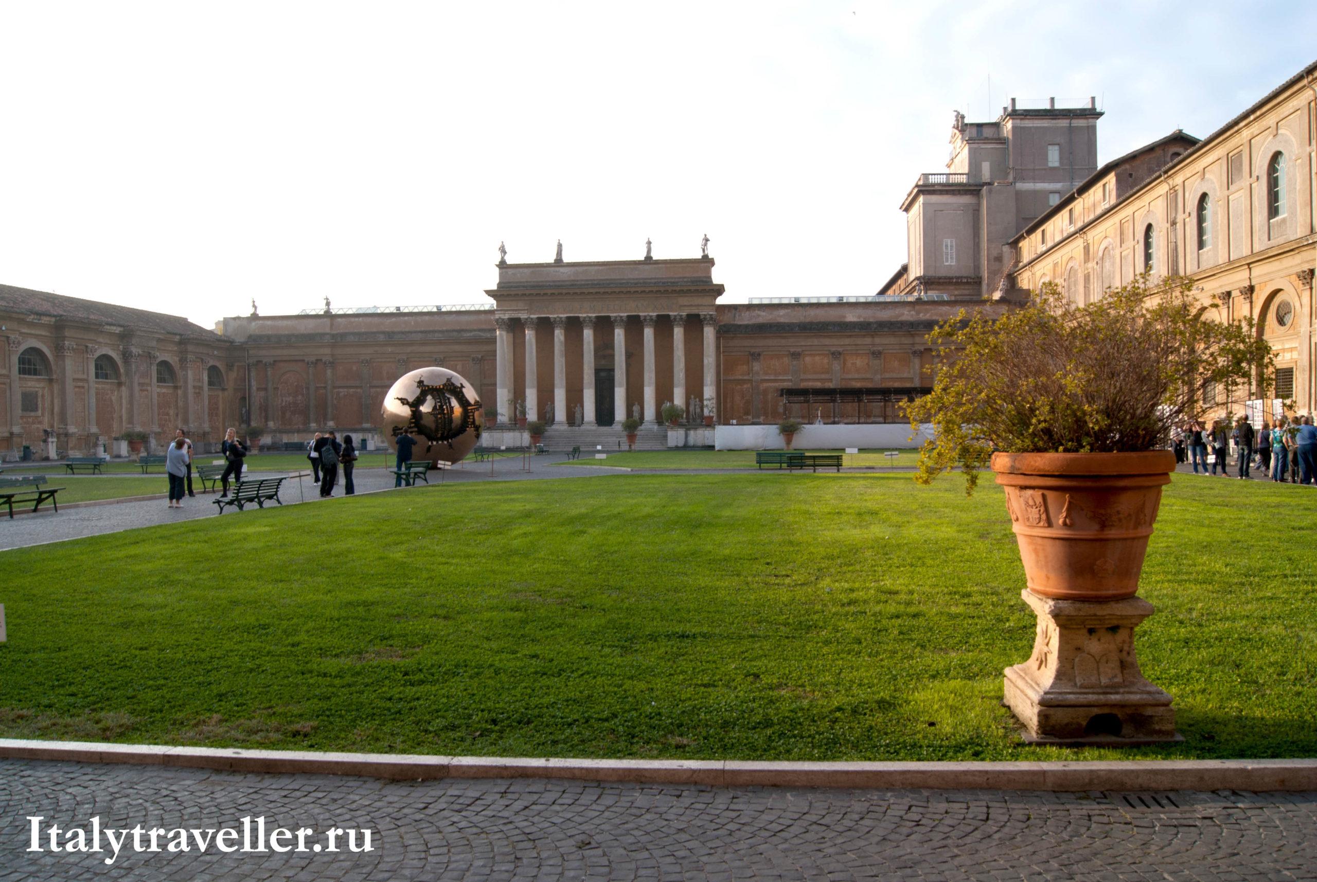 Ватикан достопримечательности и билет