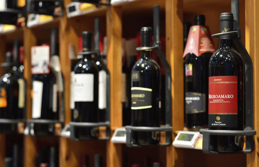 Вино Негроамаро Апулия Италия